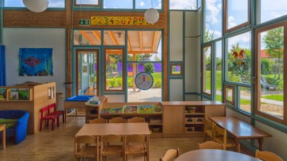 DGUV V3 Prüfung Kindergarten